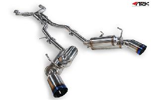 ARK Performance GRiP Catback exhaust 350Z 03-08
