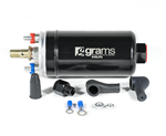 Grams Performance E85 Compatible In-Tank Fuel Pump 440lph 717lbs/hr