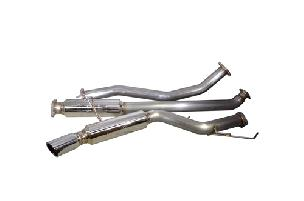 Injen Super SES Cat-Back Exhaust Civic 16-17 1.5T Sedan