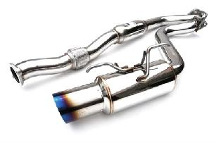 Invidia N1 Titanium Exhaust Civic Si Coupe 12-15 (70mm)