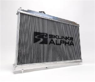 Skunk2 Alpha Radiator Civic/CRX 88-91