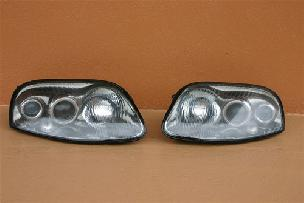 Supra MK4 head lights