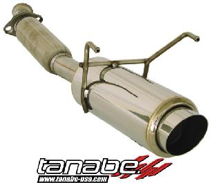 Tanabe Concet G Exhaust Fit 07-08