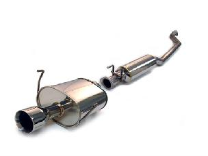 Tanabe Medalion Touring Exhaust Accord 4-Cyl Coupe 03-05