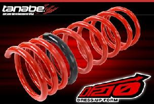 Tanabe DF210 Springs Civic 92-00 / Civic Hatch 92-95