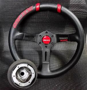Momo Drift 330mm Steering Wheel