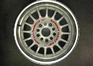 Sprint Hart CP-R Competition Wheels 15x6.5 +40 (used)