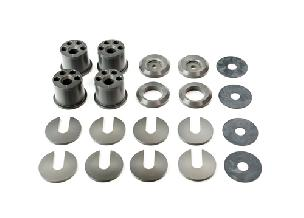 Voodoo13 Solid Subframe Conversion Bushings 240SX 89-94
