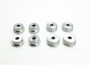 Voodoo13 Solid Subframe Bushings 370Z 09-17 / G37 09-16
