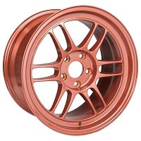 Enkei RPF1 17x9.0 ET35 5x114.3 Orange