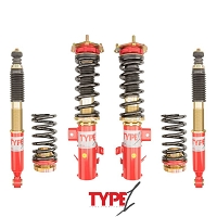 Function & Form Type 1 Coilover Civic Si 14-15
