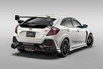 Mugen Civic Type R 18-20 Taillight CIVIC TYPE R FK8 18-20, CIVIC HATCH 16-20 FK7
