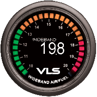Revel VLS Digital Wide Band A/F Gauge 52mm