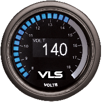 Revel VLS Digital Voltage Gauge 52mm