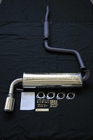 Apexi WS2 Catback Exhaust Civic 88-91 (Hatchback only)
