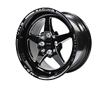 VMS Racing Star Drag Race Wheel 5-Lug 15X8 +20